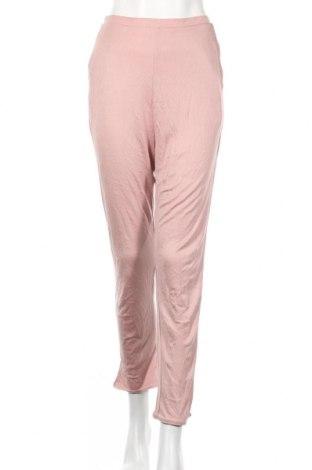 Пижама Oysho, Размер S, Цвят Розов, Модал, Цена 32,20лв.