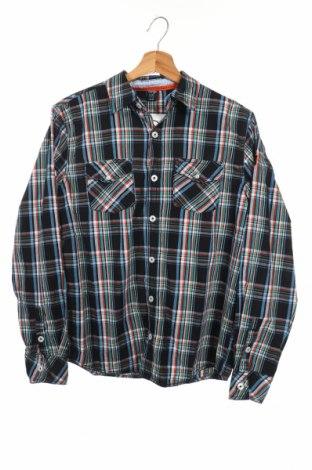 Детска риза Y.F.K., Размер 12-13y/ 158-164 см, Цвят Многоцветен, Памук, Цена 11,81лв.