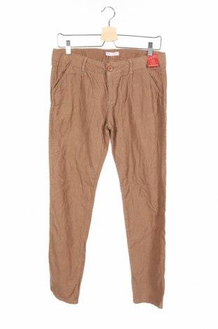 Детски джинси Tex, Размер 13-14y/ 164-168 см, Цвят Кафяв, Памук, Цена 31,92лв.