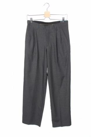 Παιδικό παντελόνι Dockers, Μέγεθος 15-18y/ 170-176 εκ., Χρώμα Γκρί, 62% πολυεστέρας, 30% βισκόζη, 8% μαλλί, Τιμή 6,23€