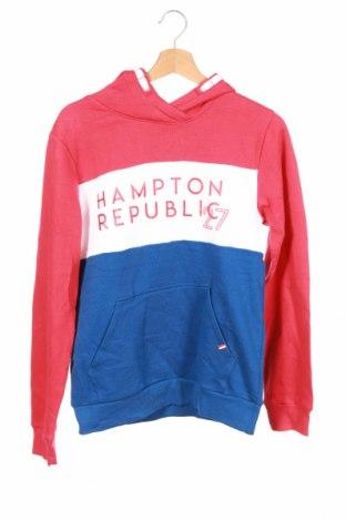 Детски суичър Hampton Republic, Размер 14-15y/ 168-170 см, Цвят Многоцветен, Цена 19,79лв.