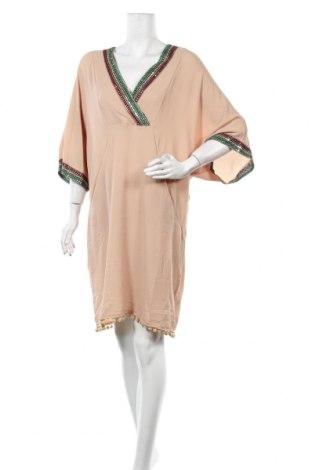 Φόρεμα Anany, Μέγεθος L, Χρώμα  Μπέζ, Πολυεστέρας, Τιμή 16,70€