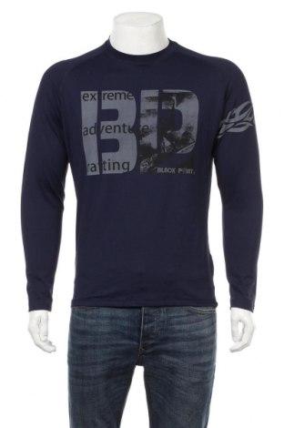 Мъжка блуза, Размер M, Цвят Син, Полиестер, Цена 47,88лв.