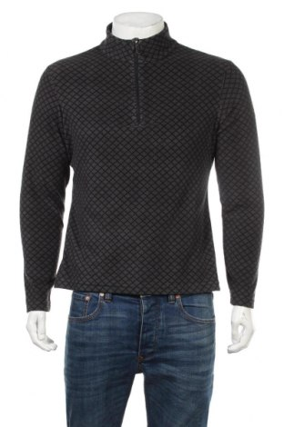 Мъжка блуза Anzoni, Размер S, Цвят Сив, Полиестер, Цена 17,96лв.
