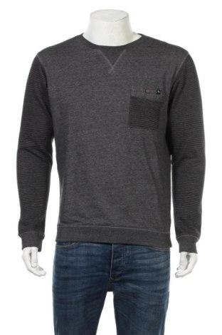 Мъжка блуза Rip Curl, Размер M, Цвят Сив, 80% памук, 20% полиестер, Цена 18,95лв.