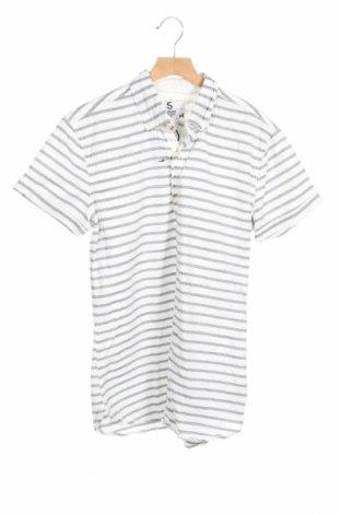 Ανδρικό πουκάμισο Cropp, Μέγεθος S, Χρώμα Λευκό, Βαμβάκι, Τιμή 7,44€