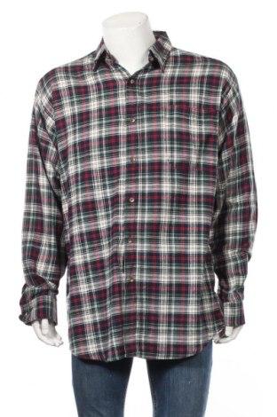 Мъжка риза Faded Glory, Размер L, Цвят Многоцветен, Памук, Цена 16,38лв.
