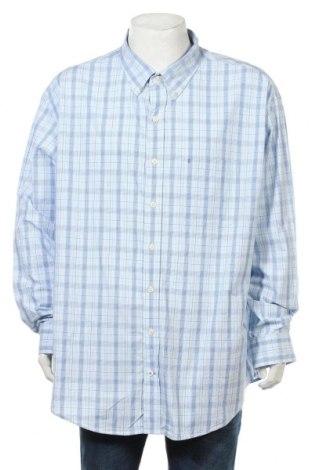 Мъжка риза Izod, Размер 5XL, Цвят Син, Памук, Цена 17,96лв.