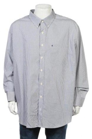 Мъжка риза Izod, Размер 5XL, Цвят Син, Памук, Цена 25,52лв.