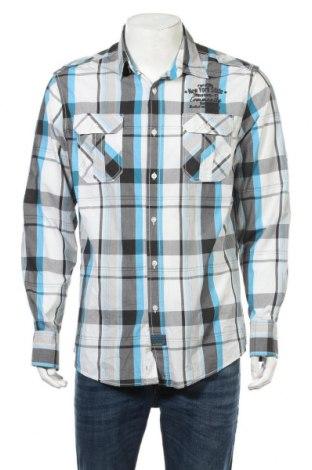 Мъжка риза Nkd, Размер L, Цвят Многоцветен, Памук, Цена 17,96лв.
