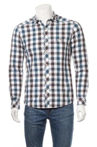 Мъжка риза Tom Tailor, Размер M, Цвят Многоцветен, Цена 25,94лв.