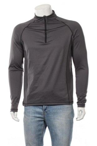 Мъжка спортна блуза Atrium, Размер L, Цвят Сив, 92% полиестер, 8% еластан, Цена 16,56лв.