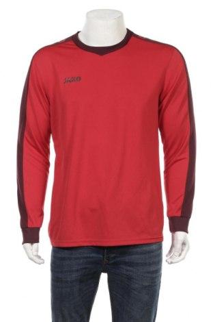 Мъжка спортна блуза Jako, Размер XL, Цвят Червен, Полиестер, Цена 21,95лв.