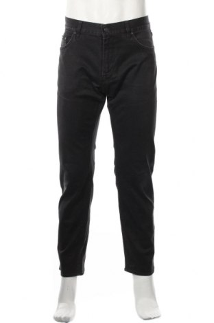 Мъжки дънки Hugo Boss, Размер L, Цвят Черен, Цена 95,76лв.
