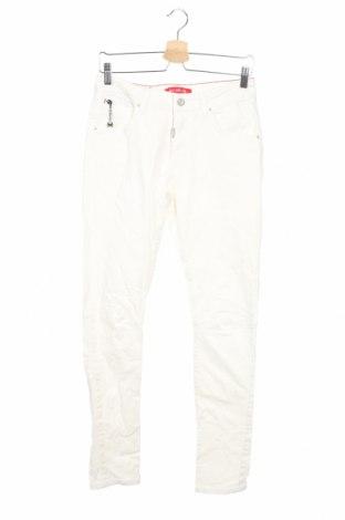 Pánské džíny  RNT23 Jeans, Velikost S, Barva Bílá, 98% bavlna, 2% elastan, Cena  440,00Kč