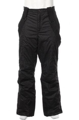 Мъжки панталон за зимни спортове Nkd, Размер XL, Цвят Черен, Полиестер, Цена 68,04лв.
