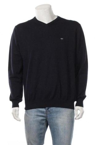 Мъжки пуловер Fynch-Hatton, Размер XL, Цвят Син, Памук, Цена 22,94лв.