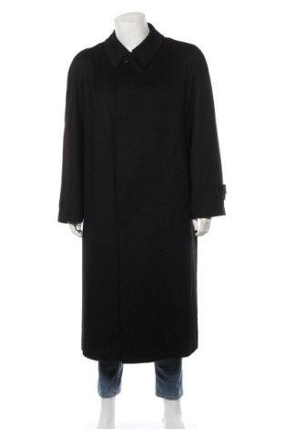 Мъжко палто Amadeus, Размер L, Цвят Черен, Кашмир, Цена 57,96лв.