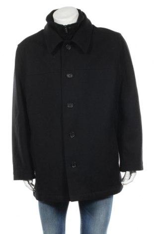 Ανδρικά παλτό Canda, Μέγεθος XL, Χρώμα Μαύρο, 60% μαλλί, 20% πολυαμίδη, 20% βισκόζη, Τιμή 29,00€