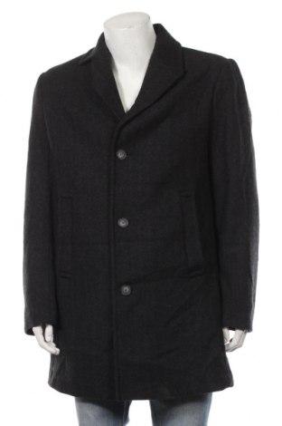 Ανδρικά παλτό Canda, Μέγεθος L, Χρώμα Γκρί, 60% μαλλί, 40% πολυεστέρας, Τιμή 36,40€
