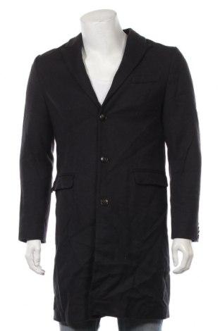 Ανδρικά παλτό Closed, Μέγεθος S, Χρώμα Μπλέ, 75% μαλλί, 25% πολυαμίδη, Τιμή 65,41€