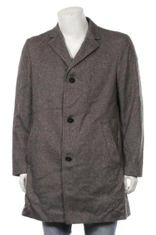 Ανδρικά παλτό Daniel Hechter, Μέγεθος L, Χρώμα Γκρί, Τιμή 73,43€
