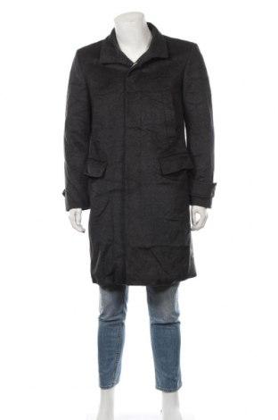 Ανδρικά παλτό Mexx, Μέγεθος M, Χρώμα Γκρί, 62% μαλλί, 26% πολυεστέρας, 8% κασμίρι, 4% πολυαμίδη, Τιμή 32,70€