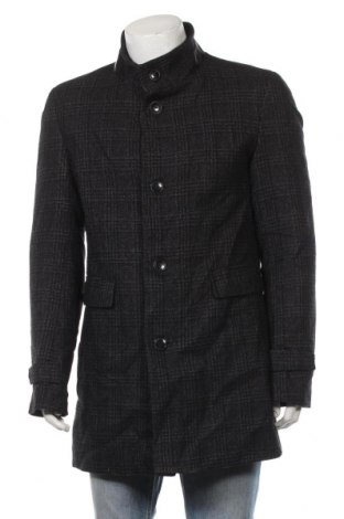 Ανδρικά παλτό S.Oliver, Μέγεθος L, Χρώμα Γκρί, Τιμή 33,32€