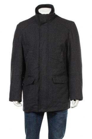 Ανδρικά παλτό Thomas Goodwin, Μέγεθος XL, Χρώμα Γκρί, 60% μαλλί, 40% πολυεστέρας, Τιμή 44,42€