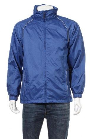 Мъжко спортно яке Atrium, Размер S, Цвят Син, Полиамид, Цена 26,83лв.