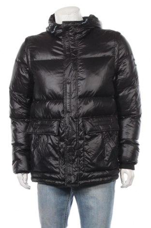 Мъжко яке Tommy Hilfiger, Размер L, Цвят Черен, Полиамид, Цена 265,85лв.
