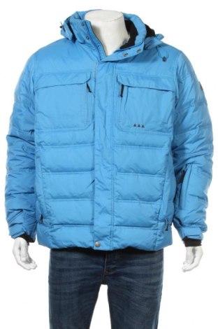 Мъжко яке за зимни спортове Icepeak, Размер M, Цвят Син, Полиамид, Цена 45,89лв.