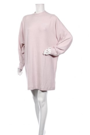 Пижама Calvin Klein, Размер L, Цвят Бежов, 75% вискоза, 22% полиестер, 3% еластан, Цена 77,35лв.