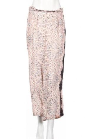 Пижама Oysho, Размер M, Цвят Розов, Вискоза, Цена 48,30лв.