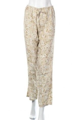 Пижама Oysho, Размер S, Цвят Зелен, Вискоза, Цена 32,20лв.