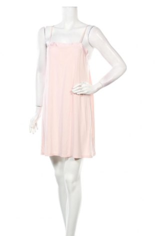 Пижама Oysho, Размер L, Цвят Пепел от рози, Полиестер, Цена 34,30лв.