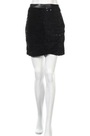Φούστα Pink Woman, Μέγεθος XL, Χρώμα Μαύρο, Πολυεστέρας, Τιμή 8,22€