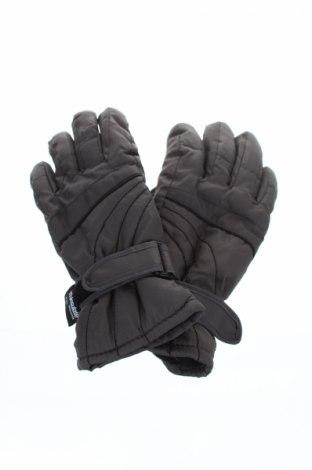 Ръкавици за зимни спортове Crivit, Цвят Сив, Полиестер, Цена 25,87лв.