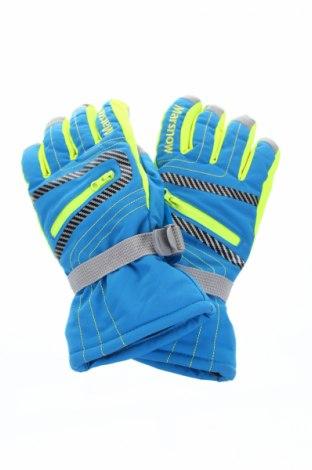 Ръкавици за зимни спортове Marsnow, Цвят Син, Цена 25,87лв.