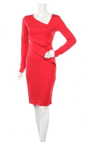 Рокля City Goddess, Размер M, Цвят Червен, 92% полиестер, 8% еластан, Цена 48,30лв.