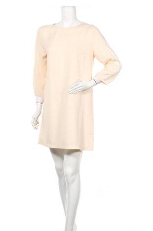 Φόρεμα Famous, Μέγεθος XL, Χρώμα  Μπέζ, Πολυεστέρας, Τιμή 11,55€