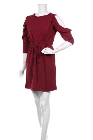 Φόρεμα Famous, Μέγεθος S, Χρώμα Κόκκινο, 95% πολυεστέρας, 5% ελαστάνη, Τιμή 17,94€