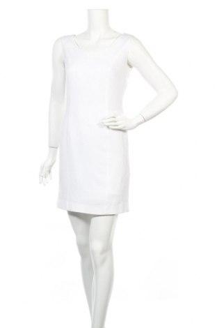 Рокля Gallery, Размер S, Цвят Бял, 65% вискоза, 35% полиестер, Цена 7,11лв.