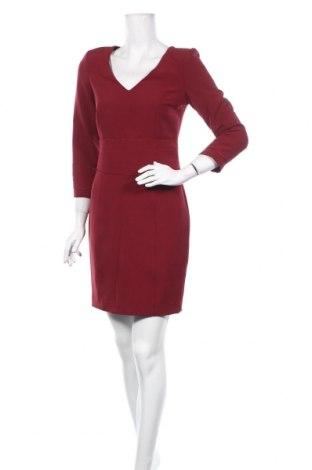 Рокля Gaudi, Размер S, Цвят Червен, 94% полиестер, 6% еластан, Цена 40,94лв.