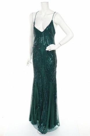 Рокля Goddiva, Размер M, Цвят Зелен, Полиестер, Цена 83,85лв.