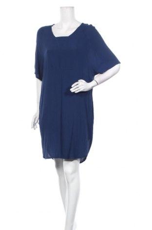 Φόρεμα La Fee Maraboutee, Μέγεθος S, Χρώμα Μπλέ, Βισκόζη, Τιμή 25,34€