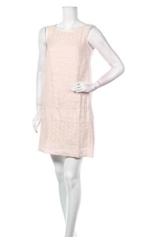 Φόρεμα La Fee Maraboutee, Μέγεθος XS, Χρώμα Ρόζ , Λινό, Τιμή 28,75€