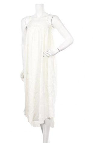 Φόρεμα Le Temps Des Cerises, Μέγεθος S, Χρώμα Εκρού, 100% βαμβάκι, Τιμή 20,36€