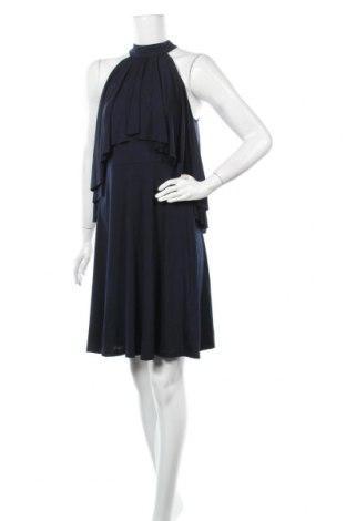 Φόρεμα Mela London, Μέγεθος M, Χρώμα Μπλέ, 95% πολυεστέρας, 5% ελαστάνη, Τιμή 15,84€