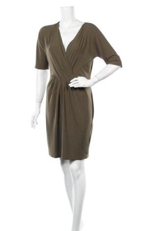 Φόρεμα Motivi, Μέγεθος L, Χρώμα Πράσινο, 95% πολυεστέρας, 5% ελαστάνη, Τιμή 16,01€